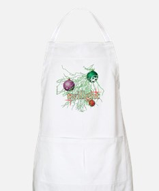 Twilight Christmas BBQ Apron
