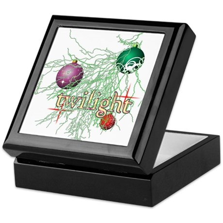 Twilight Christmas Keepsake Box
