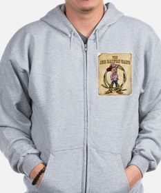 Step Up For Down Syndrome Zip Hoodie