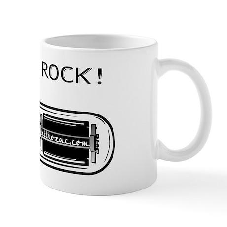 Tubes Rock Mug