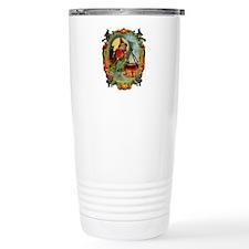 Halloween Witch Travel Mug