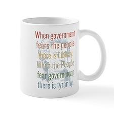Jefferson Tyranny Quote Mug