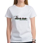 What Happens in the North End Women's T-Shirt