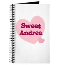 Sweet Andrea Journal