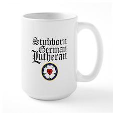 Stubborn German Lutheran Coffee Mug