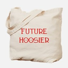 Future Hoosier Tote Bag
