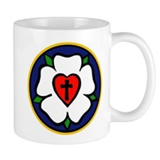 Luther Rose Mug
