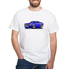 1970 Cuda Blue Car Shirt