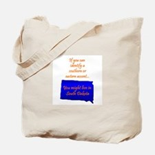 That Accent! Tote Bag