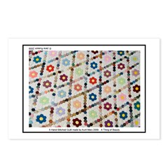 Aunt Mary's Quilt Postcards (Package of 8)