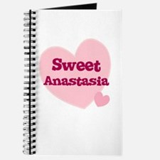 Sweet Anastasia Journal