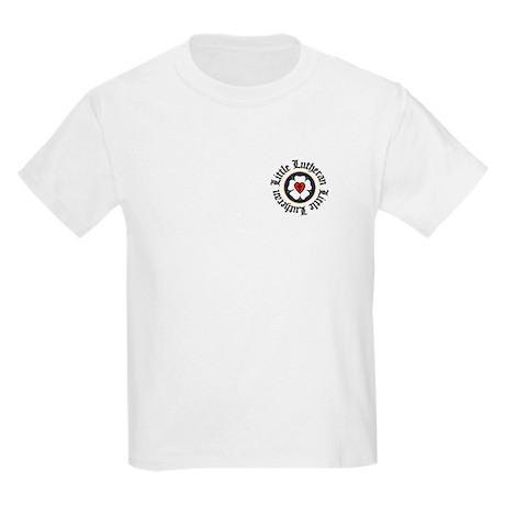 Little Lutheran Kids Light T-Shirt