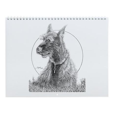 Heidi Wall Calendar