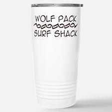 Wolf Pack Surf Shack Travel Mug