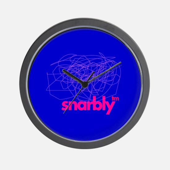 Snarbly&#8482 Wall Clock