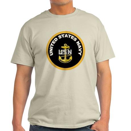 CPO Anchor Gold Circle Light T-Shirt