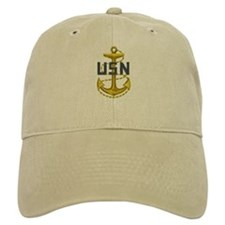 CPO Anchor Baseball Cap