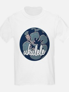 Hawaiian Uke - T-Shirt