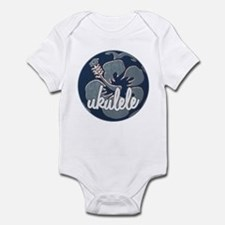 Hawaiian Uke - Infant Bodysuit