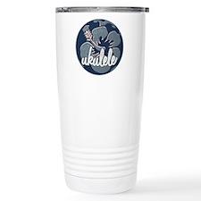Hawaiian Uke - Travel Mug