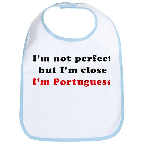 I'm Portuguese Bib