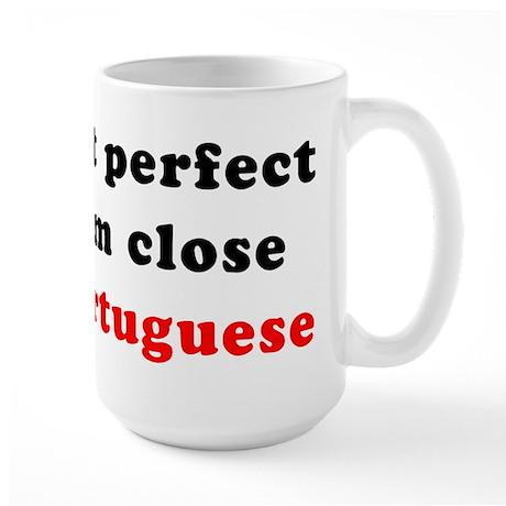 I'm Portuguese Large Mug