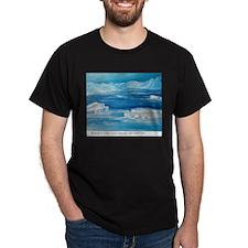 floating icebergs T-Shirt
