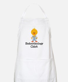 Endocrinology Chick BBQ Apron