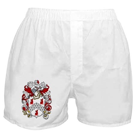 Cordell Coat of Arms Boxer Shorts