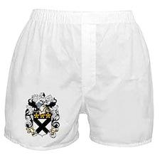 Corey Coat of Arms Boxer Shorts