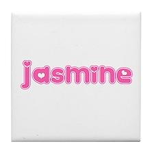 """""""Jasmine"""" Tile Coaster"""