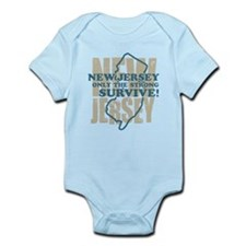 New Jersey Infant Bodysuit
