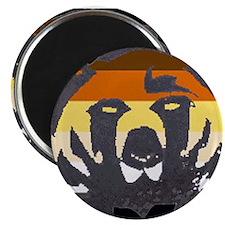 Unique Bear pride Magnet