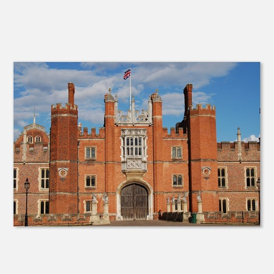 Hampton Court Palace Postcards (Package of 8)
