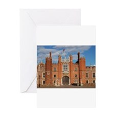 Hampton Court Palace Greeting Card