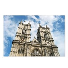 Westminster Abbey Postcards (Package of 8)