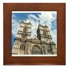 Westminster Abbey Framed Tile