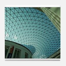 British Museum Tile Coaster