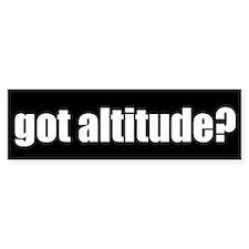 got altitude?