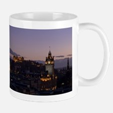 Illuminated Edinburgh Mug
