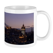 Illuminated Edinburgh Mug