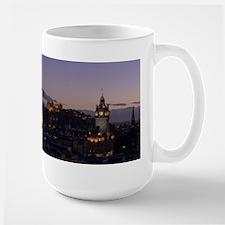 Illuminated Edinburgh Large Mug