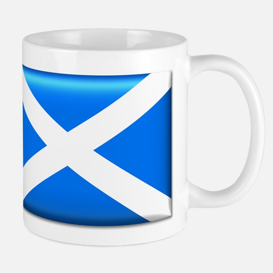 Flag of Scotland Mug