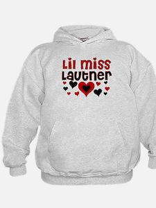 Lil Miss Taylor Lautner Hoodie