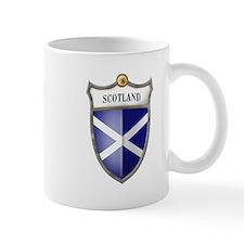 St Andrew's Cross Shield of S Mug