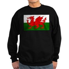 Flag of Wales (Welsh Flag) Sweatshirt