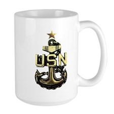 Senior Chief Anchor Mug