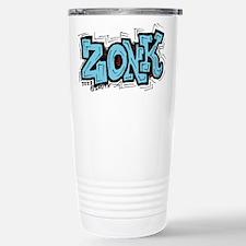 Zonk Stainless Steel Travel Mug