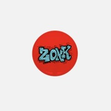 Zonk Mini Button