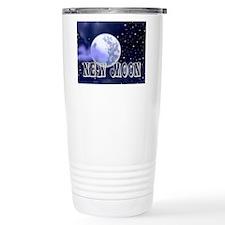 New Moon Night Sky Travel Mug